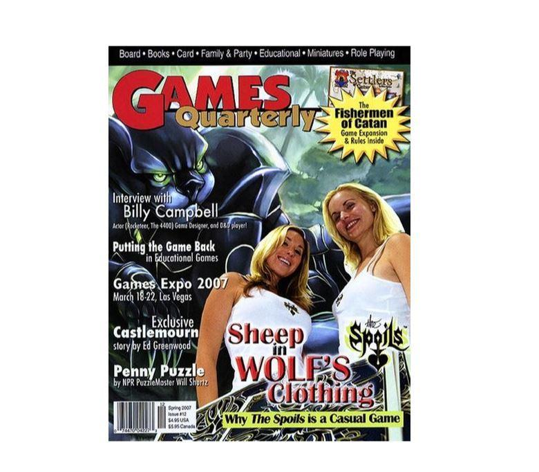Games Quarterly Magazine #12 image