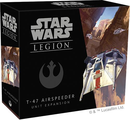Star Wars Legion: T-47 Airspeeder Unit Expansion
