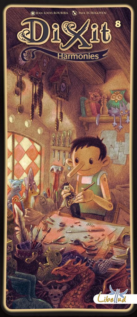 Dixit: Harmonies - Game Expansion image
