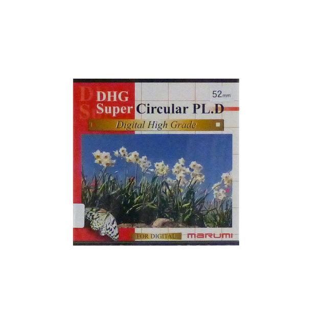 Marumi DHG Super Circular PLD Filter 52mm