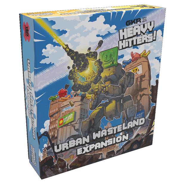 GKR: Urban Wasteland Expansion