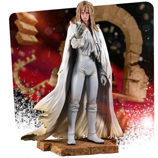 Labyrinth: Jareth the Goblin King - 1:6 Scale Premium Statue