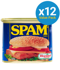 Hormel: Spam Classic 340g (12 Pack) image