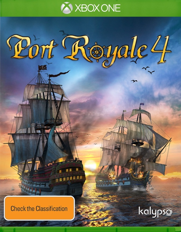 Port Royale 4 for Xbox One