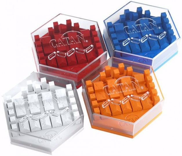 Catan Accessories: Hexadocks Base Set
