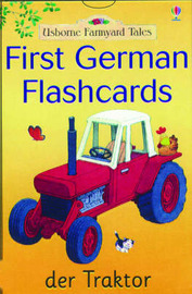 Farmyard Tales: German Flashcards image