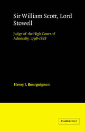Cambridge Studies in English Legal History by Henry J. Bourguignon