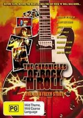 Chronicles Of Rock N' Roll, The: The Alan Freed Story on DVD