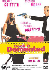 Cecil B Demented on DVD