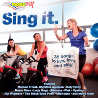 More FM Sing It (2CD) by Various image