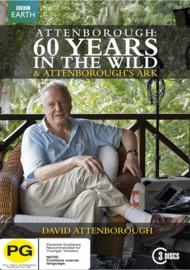 Attenborough: 60 Years in the Wild on DVD
