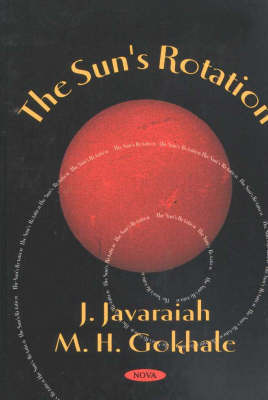 The Sun's Rotation by M.H. Gokhale