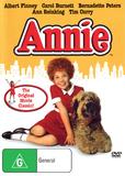 Annie on DVD