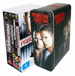 Prison Break Complete Series Box Set Dvd Buy Now At Mighty Ape Nz