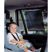 Dream Baby Adjustable Car Window Shade Roll-Up image