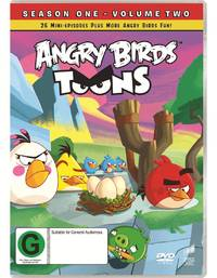 Angry Birds Toons - Season 1: Volume 2 on DVD