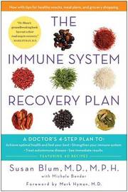 The Immune System Recovery Plan by Susan Blum