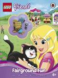 Lego Friends: Fairground Fun Activity Book with LEGO Miniset