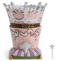 Wizard Of Oz - Glinda Crown Treasure Box
