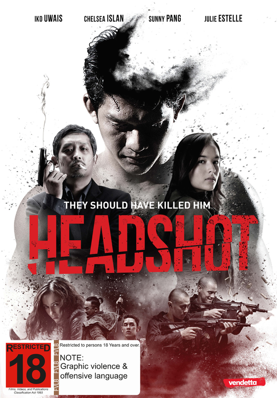 Headshot on DVD