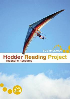 Hodder Reading Project: Level 3-4 by Sue Hackman image