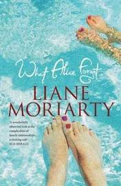 What Alice Forgot by Liane Moriarty image