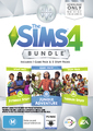 The Sims 4 Bundle Pack 11 (code in box) for PC Games