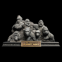 Planet of the Apes: Apes through the Ages - Miniature Statue