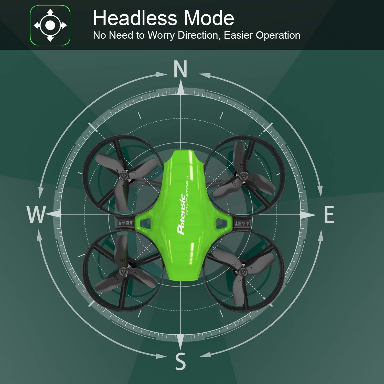 Potensic A20 Micro Drone - Green/Black image