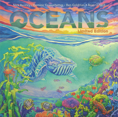 Oceans: Limited Edition- Board Game
