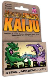 Munchkin: Apocalypse - Kaiju Expansion