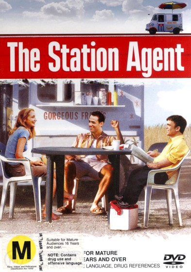 The Station Agent on DVD image