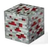 Minecraft - Light-up Redstone Ore