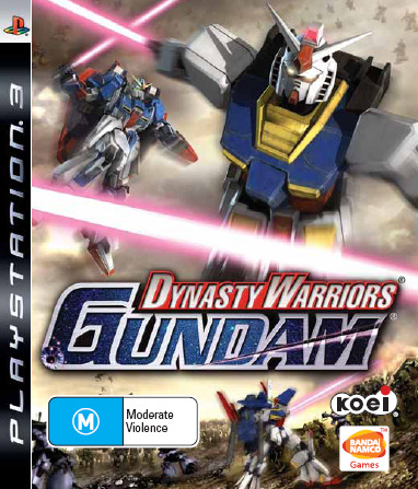 Dynasty Warriors: Gundam for PS3