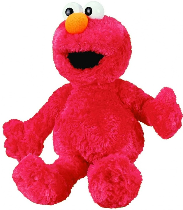 Sesame Street - Soft Toy Small Elmo