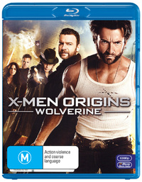X-Men Origins: Wolverine on Blu-ray
