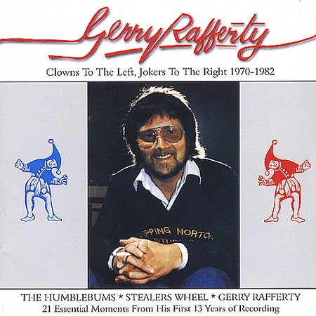 Clowns To The Left, Jokers To The Right (1970-82) by Gerry Rafferty image