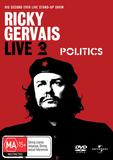 Ricky Gervais - Politics on DVD