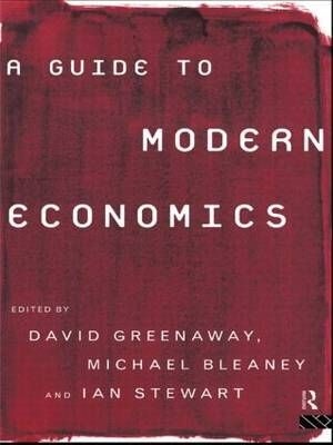 A Guide to Modern Economics