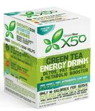 Green Tea X50 - Assorted Flavours (30 serves)