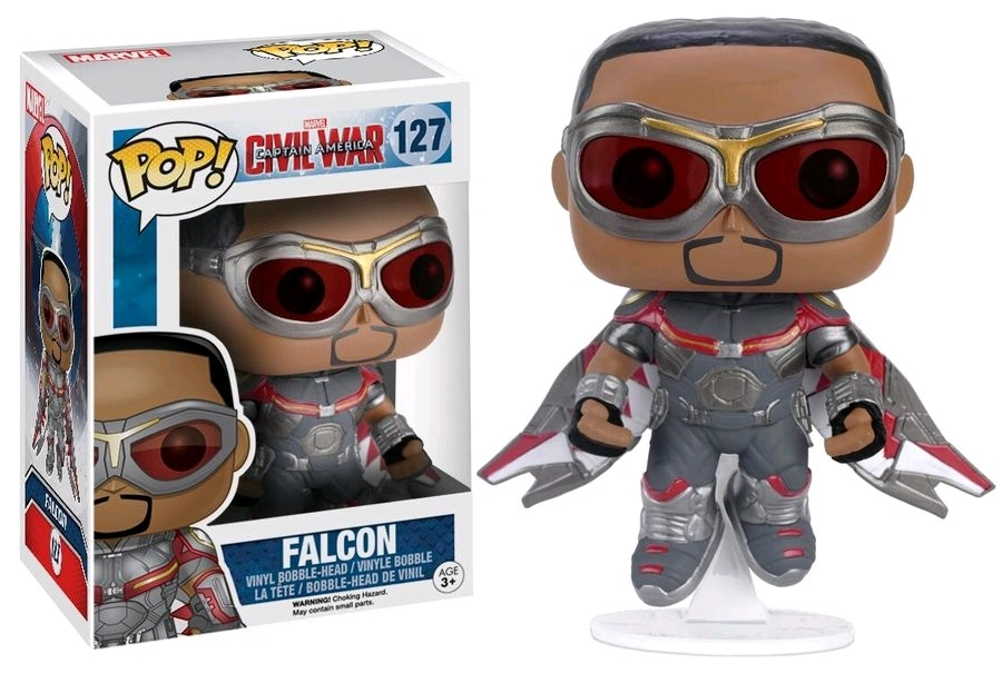 Captain America 3 - Falcon Pop! Vinyl Figure image