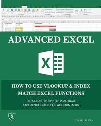 Advanced Excel by Sterling Libs