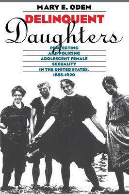 Delinquent Daughters by Mary E Odem image