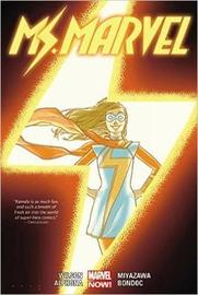 Ms. Marvel Vol. 2 by G.Willow Wilson