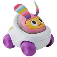 Fisher Price: Beat Bo Buggie (White/Pink)