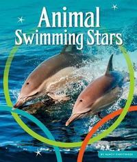 Animal Swimming Stars by Nancy Furstinger image