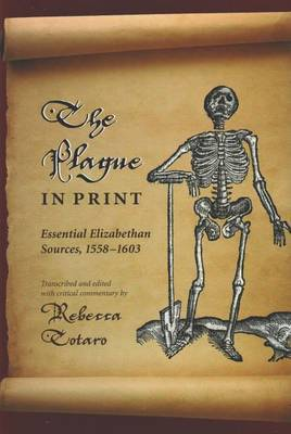 The Plague in Print by Rebecca Totaro image