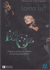 Lorna Luft - Live in Oz on DVD image