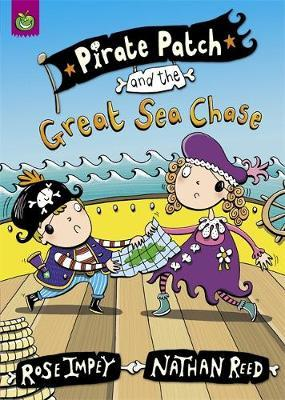 Pirate Patch and the Great Sea Chase by Rose Impey image