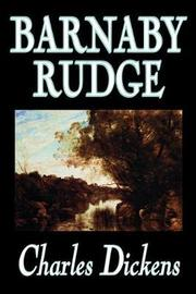 Barnaby Rudge by Charles Dickens image
